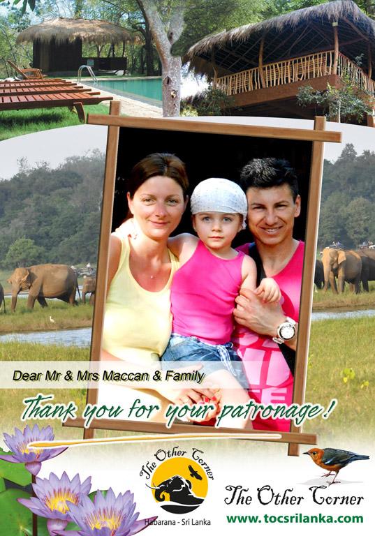 Thank You Toc Sri Lanka