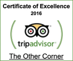 Certificate of Excellence 2016 Winner